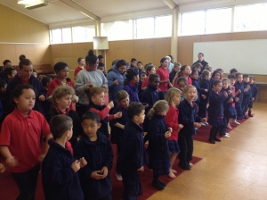 Whole School Kapahaka