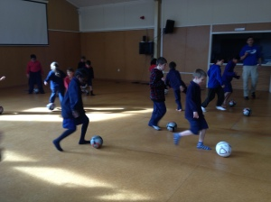 Soccer Coaching With Sport Whanganui