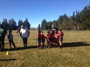 Under Sevens Saturday Rugby